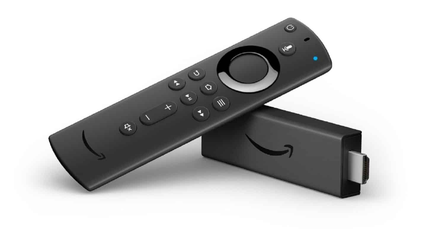 amazon 4k fire tv stick alexa-controlled remote