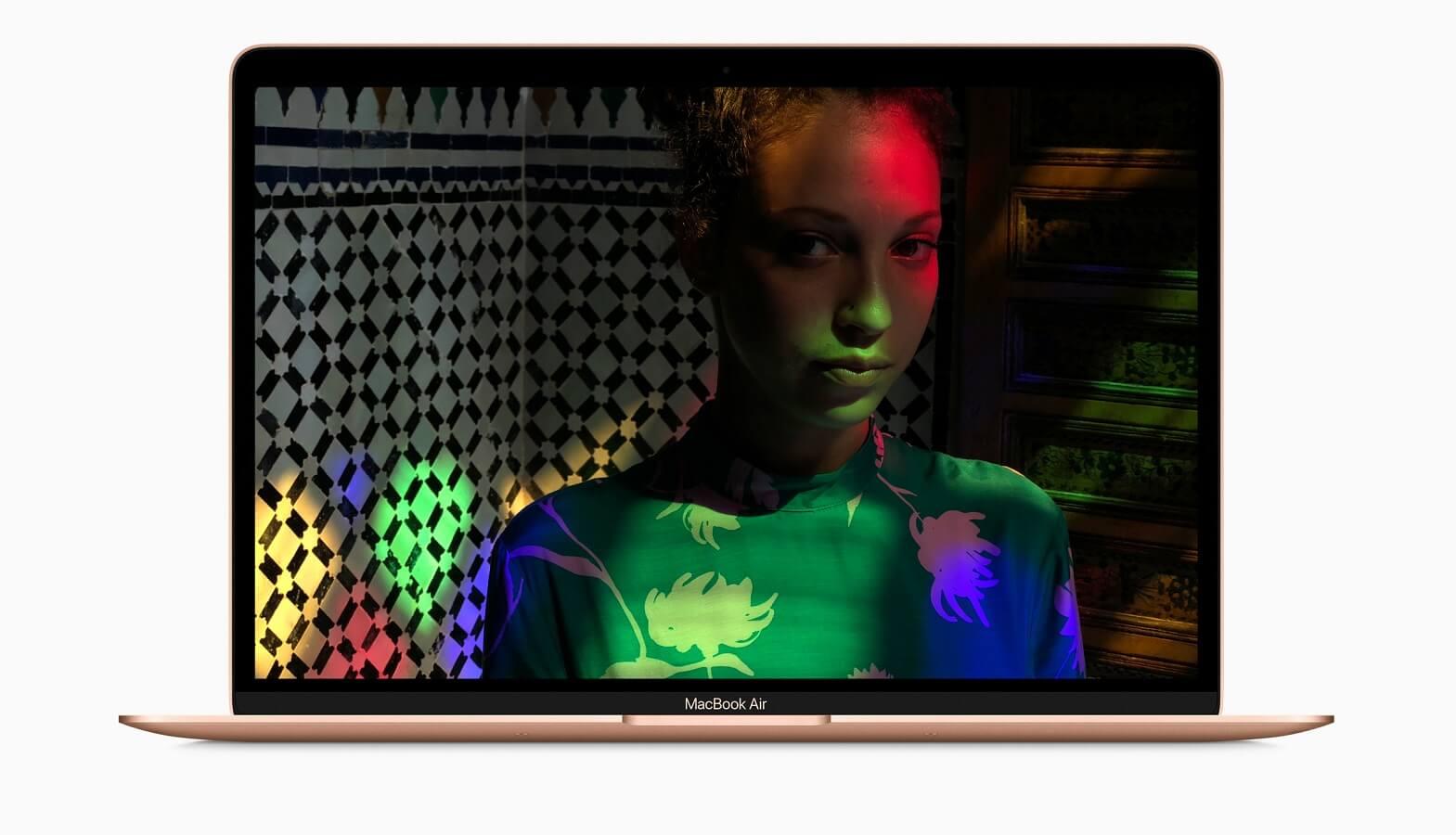 apple macbook air new 2018