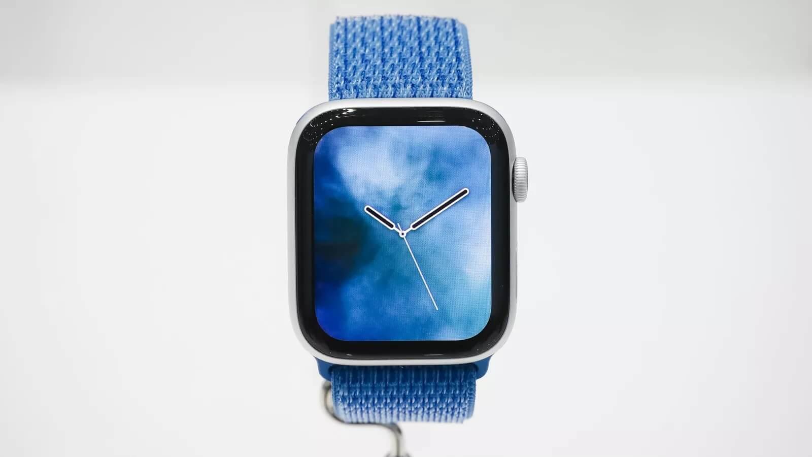 apple watch series 4 boot loop dst