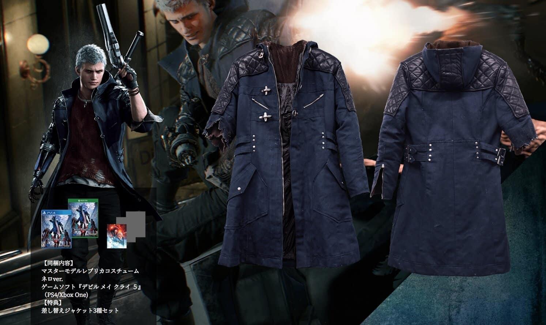 devil may cry 5 nero jacket