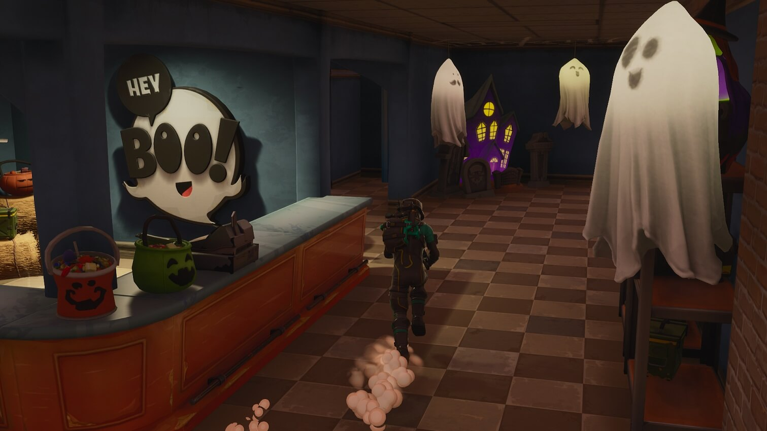 Fortnite Season 6 Gets Into The Halloween Spirit With Cute