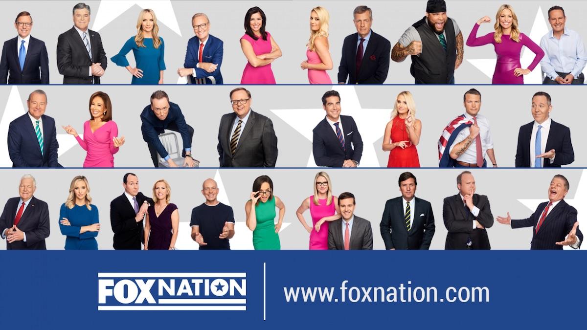 fox nation subscription details release date