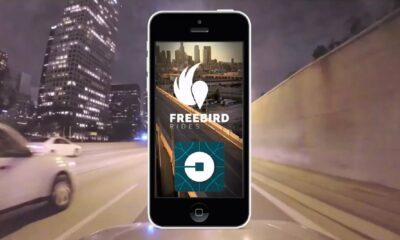 freebird app uber integration
