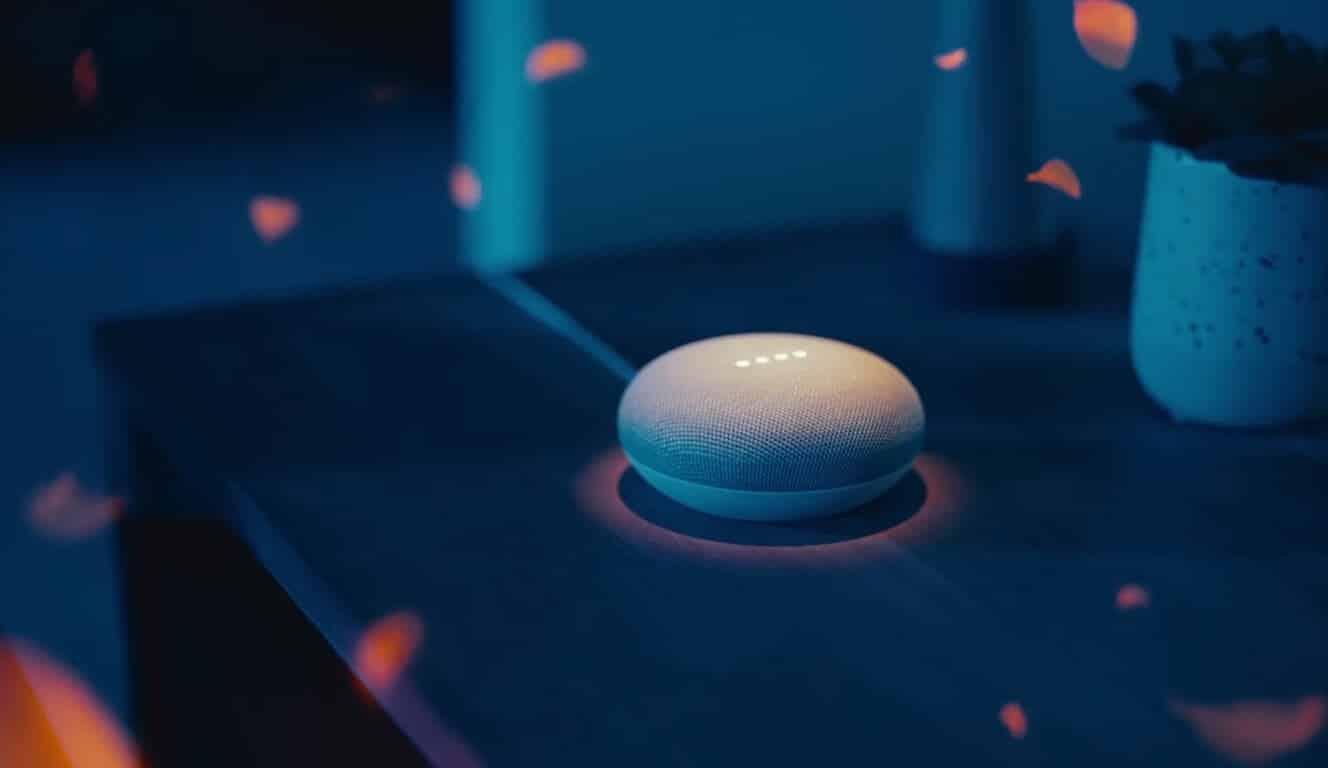 google home mini disney integration
