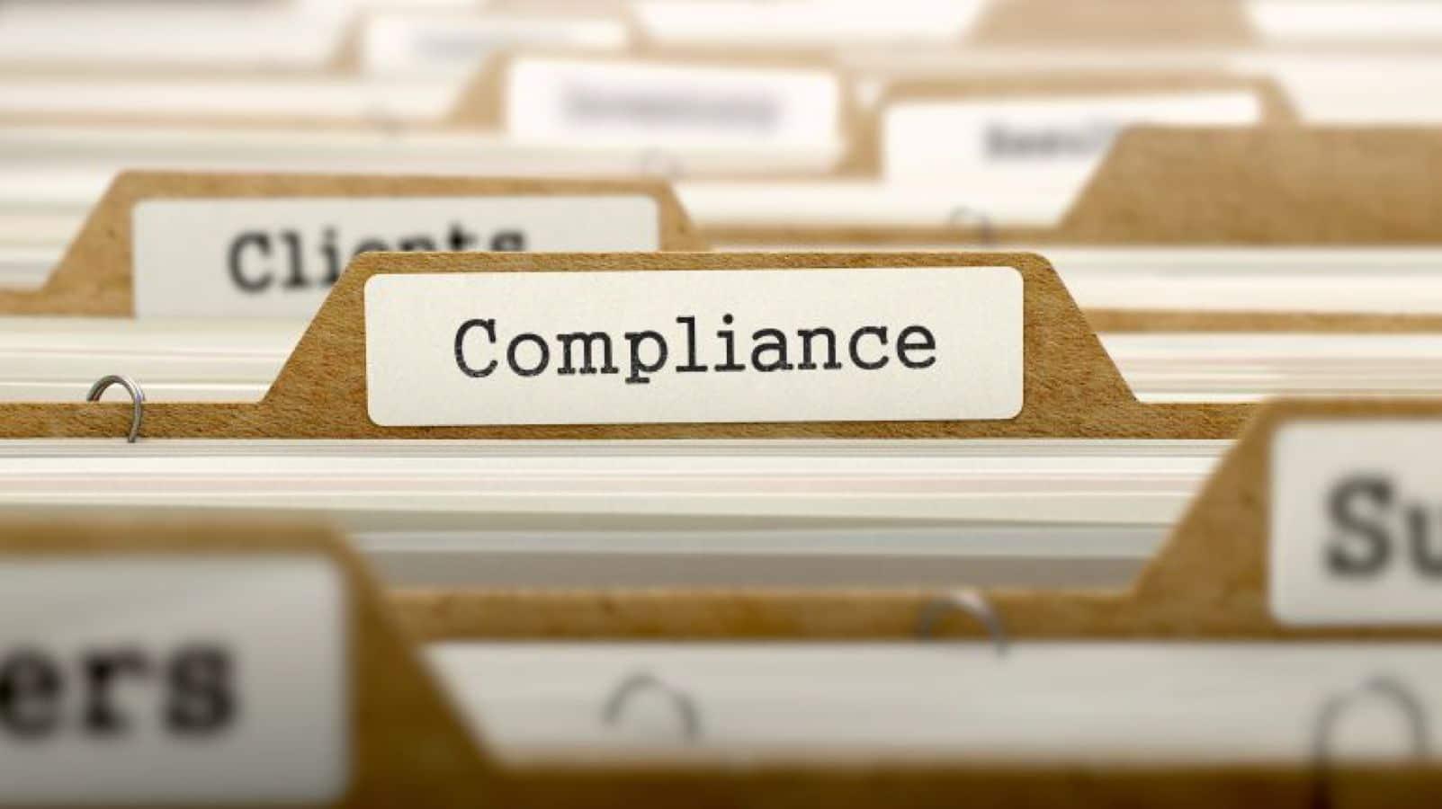 insurance compliance officer
