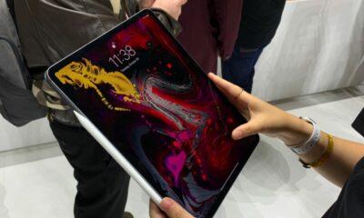 ipad pro 2018 new specs
