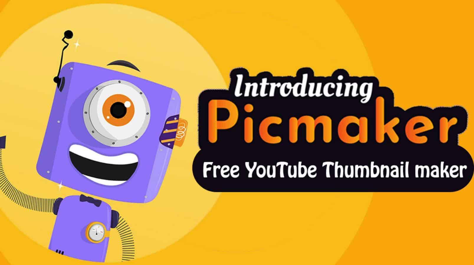 youtube picmaker