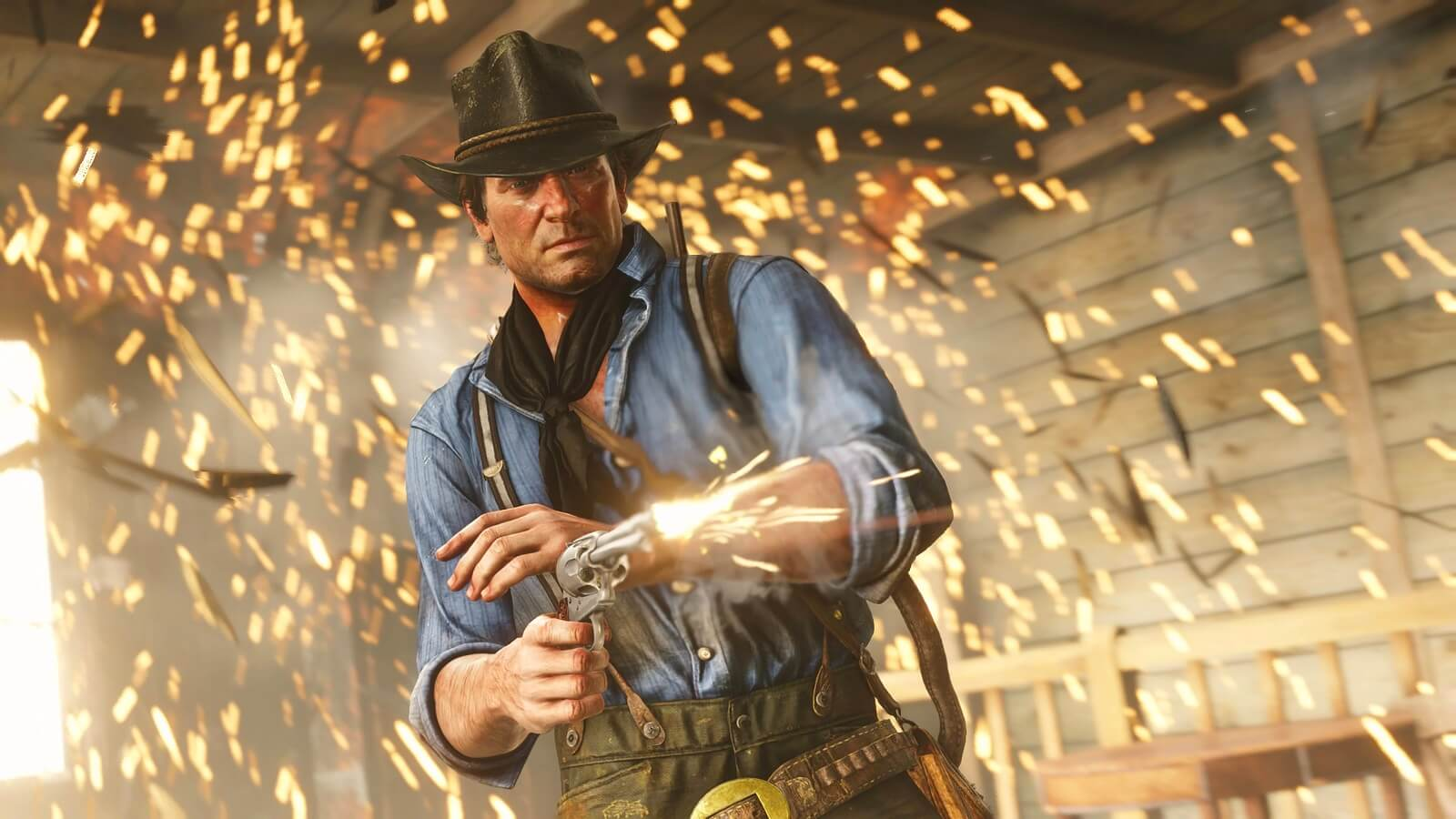 red dead redemption 2 open world action review roundup