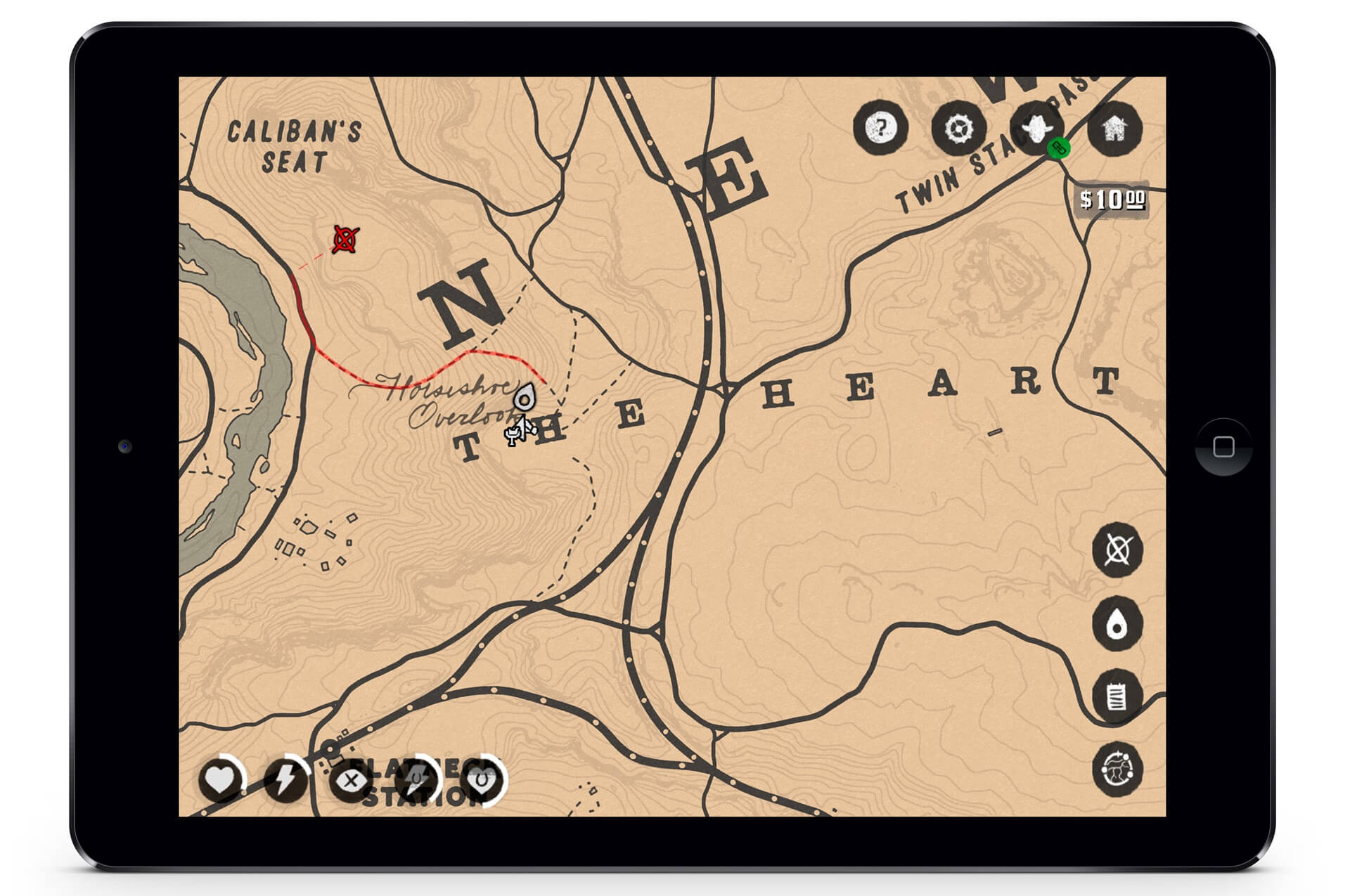 red dead redemption 2 app ios android