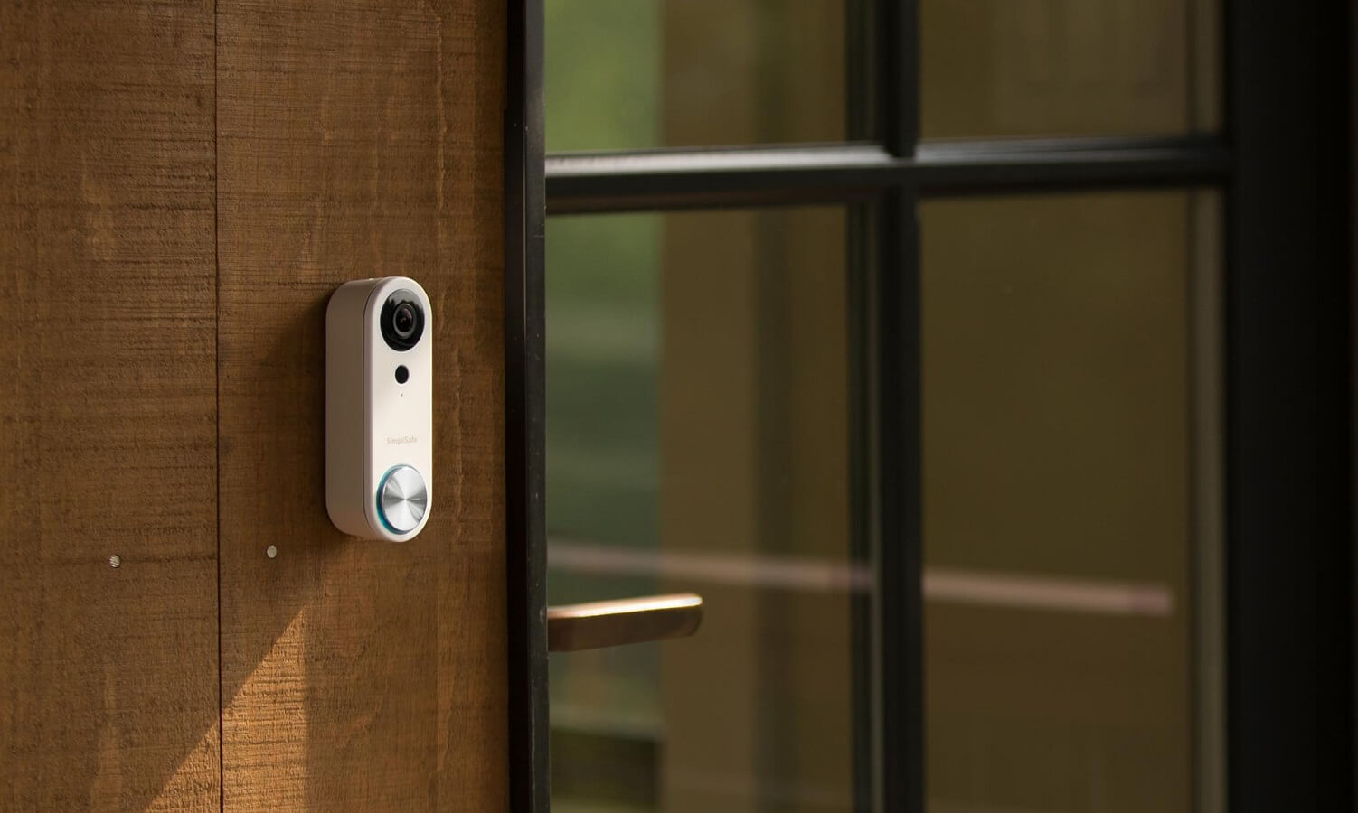 simplisafe video doorbell
