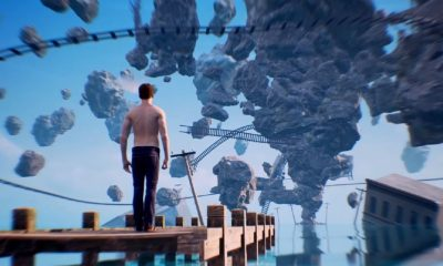twin mirror release trailer