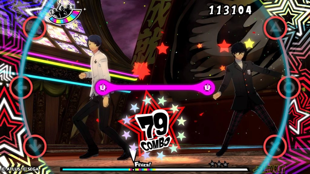 persona 5 dancing in the starlight review
