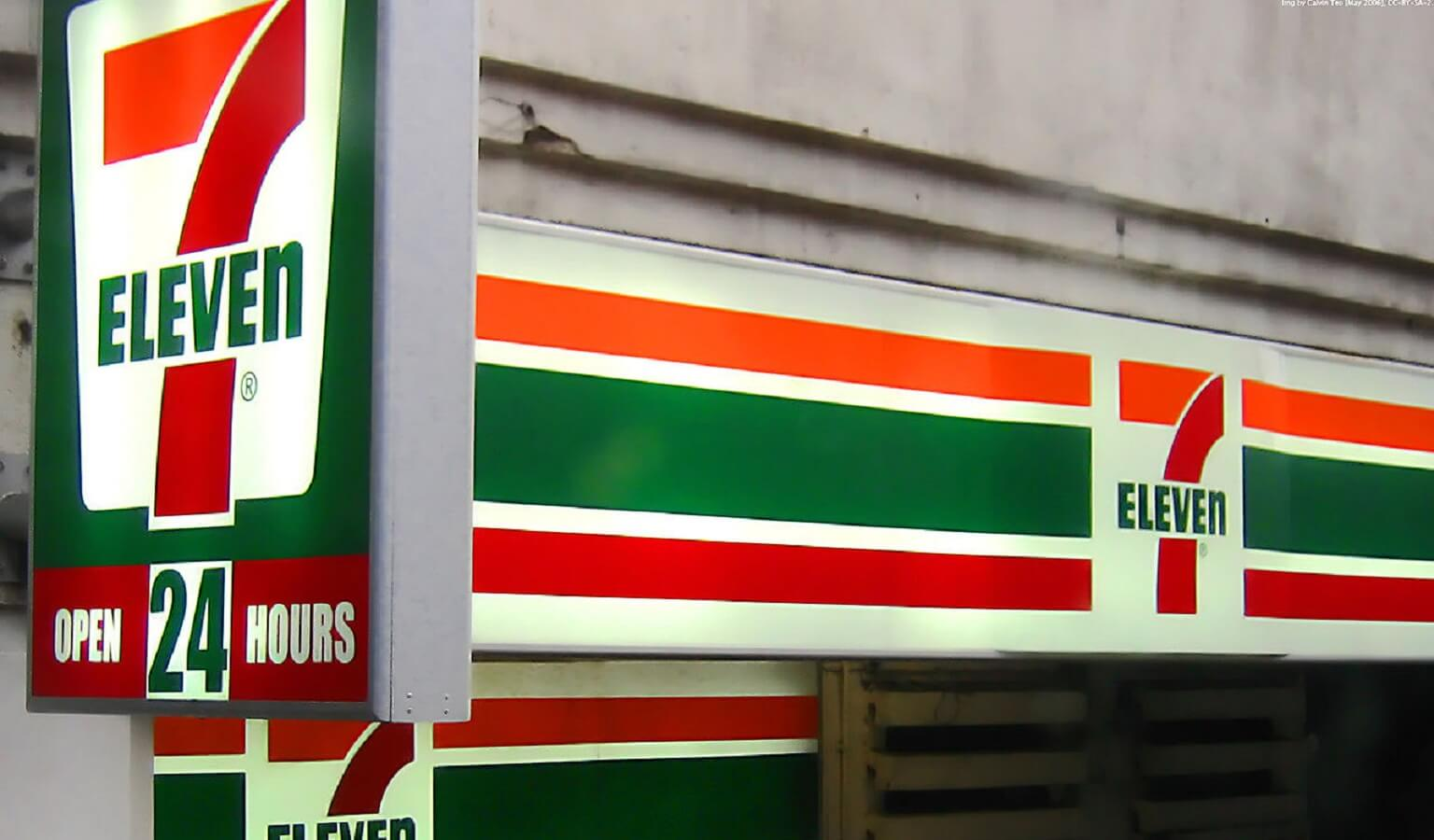 7-eleven cashier-less experience