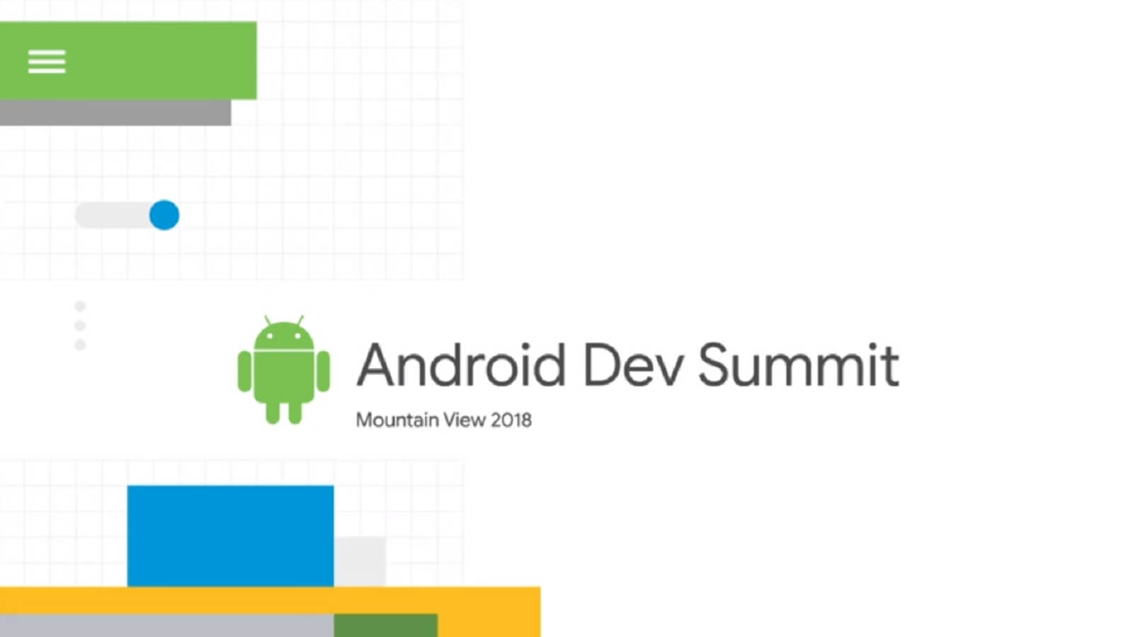 android dev summit highlights