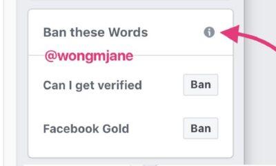 facebook mute feature