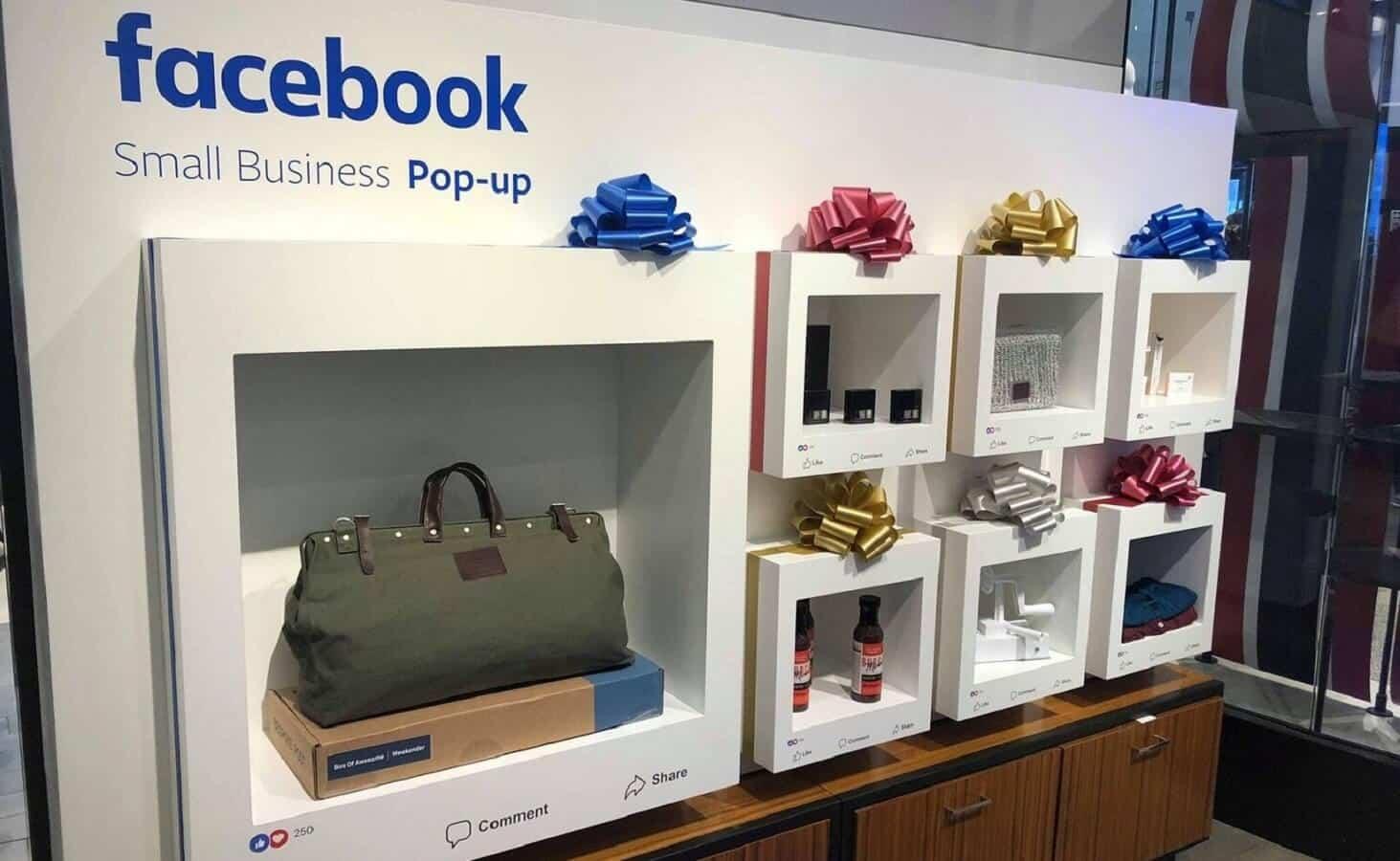 facebook pop up stores macy's