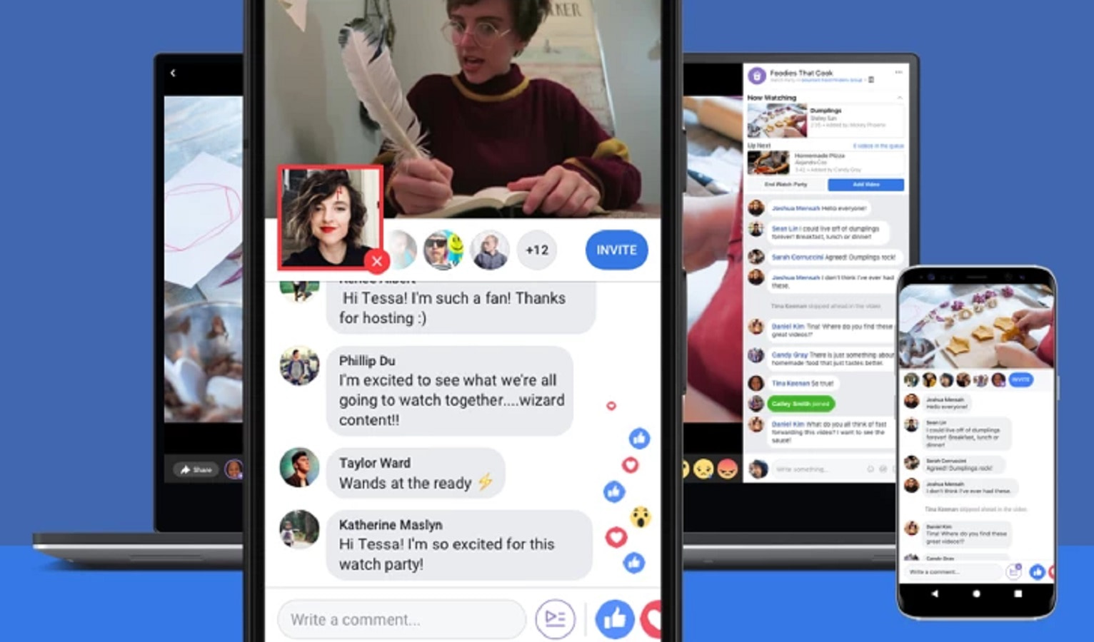 facebook watch party release date