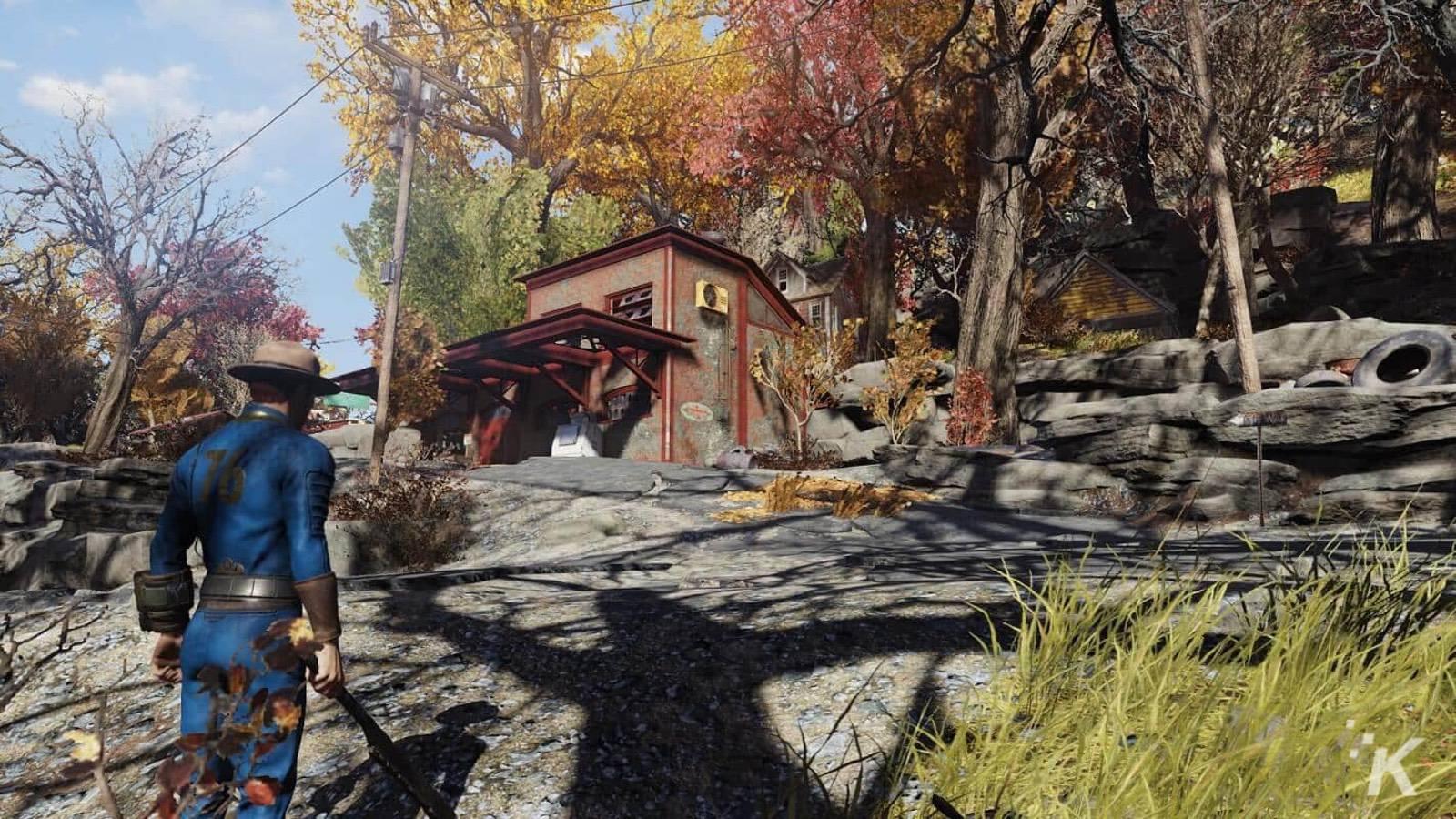 fallout 76 creepy house