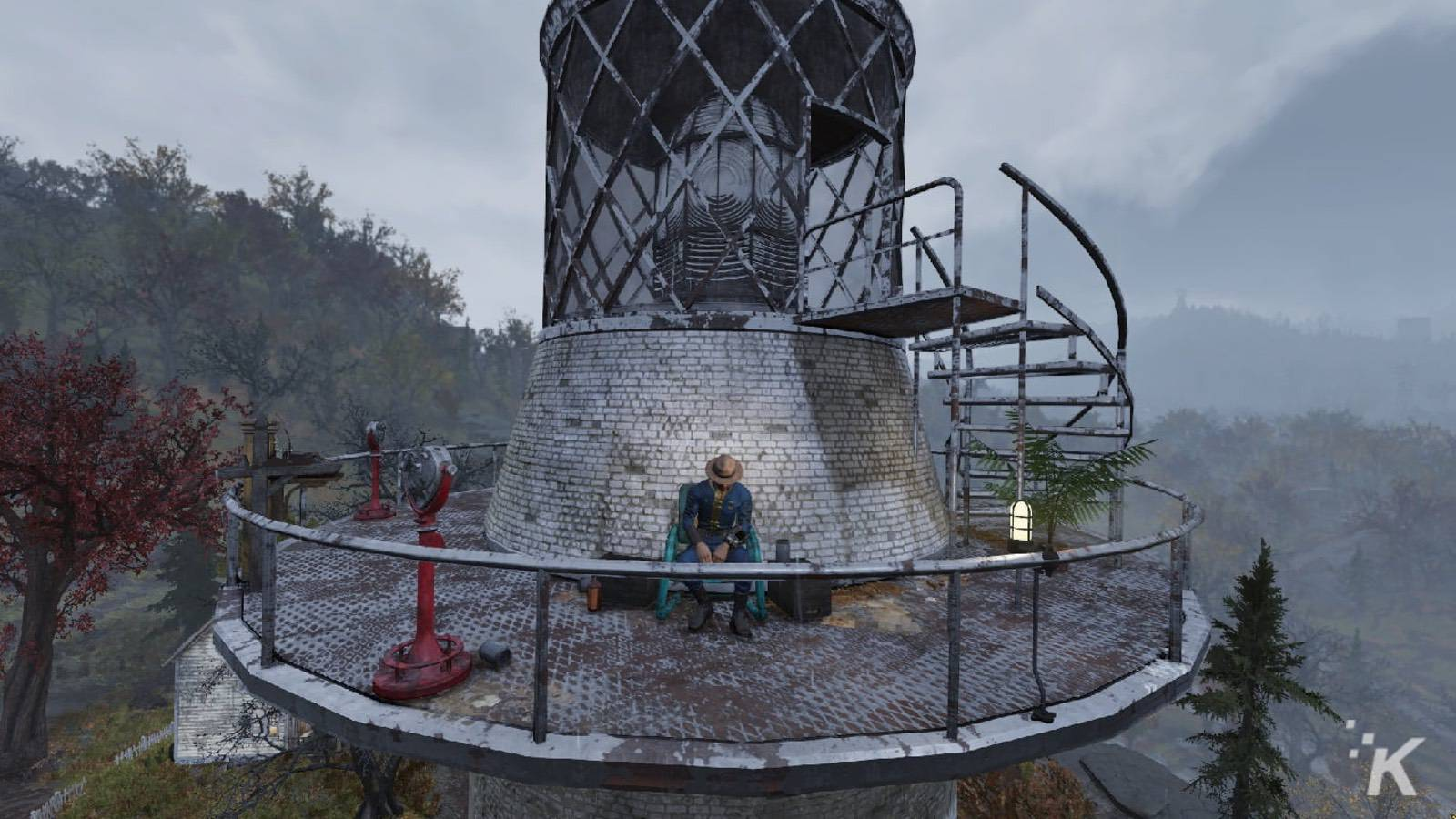 fallout 76 light house