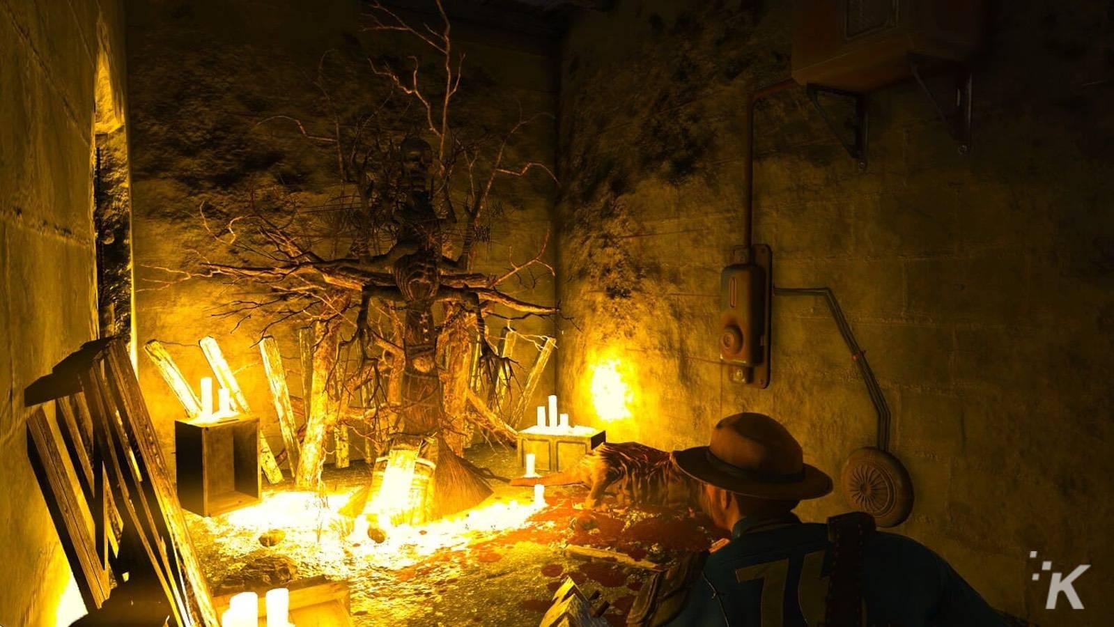 fallout 76 shrine