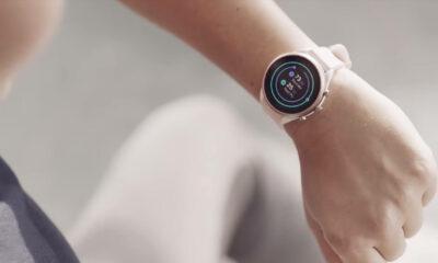 fossial sport smartwatch