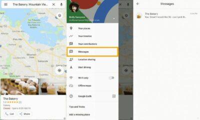 google maps business messaging update
