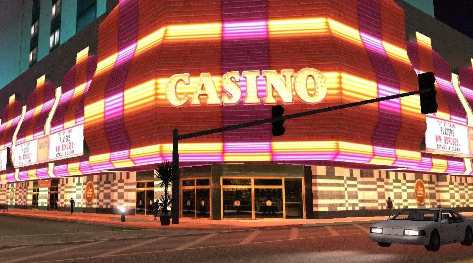 Where are all the casinos in GTA San Andreas?