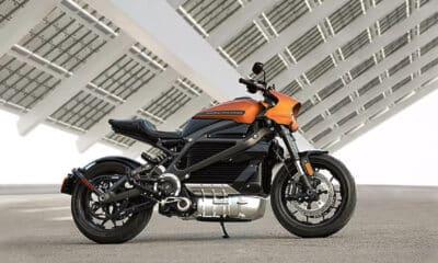 harley davidson livewire eletric bike