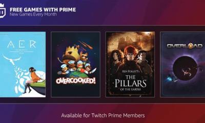 twitch prime games november
