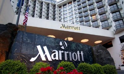 marriott hotels data beach
