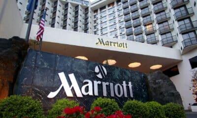 marriott hotels data beach