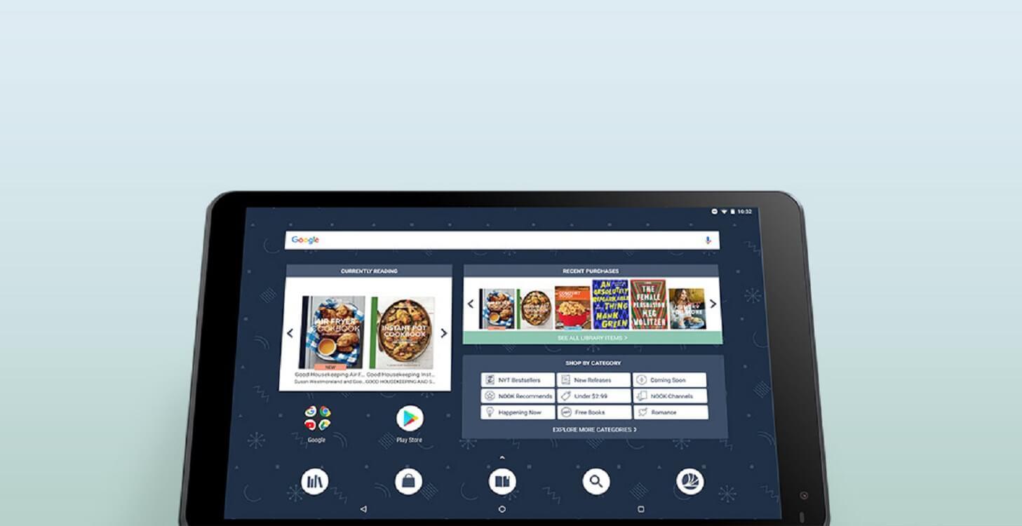 nook tablet new 2018