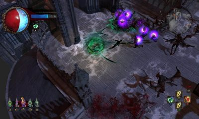 path of exile comes to playstation 4 in december