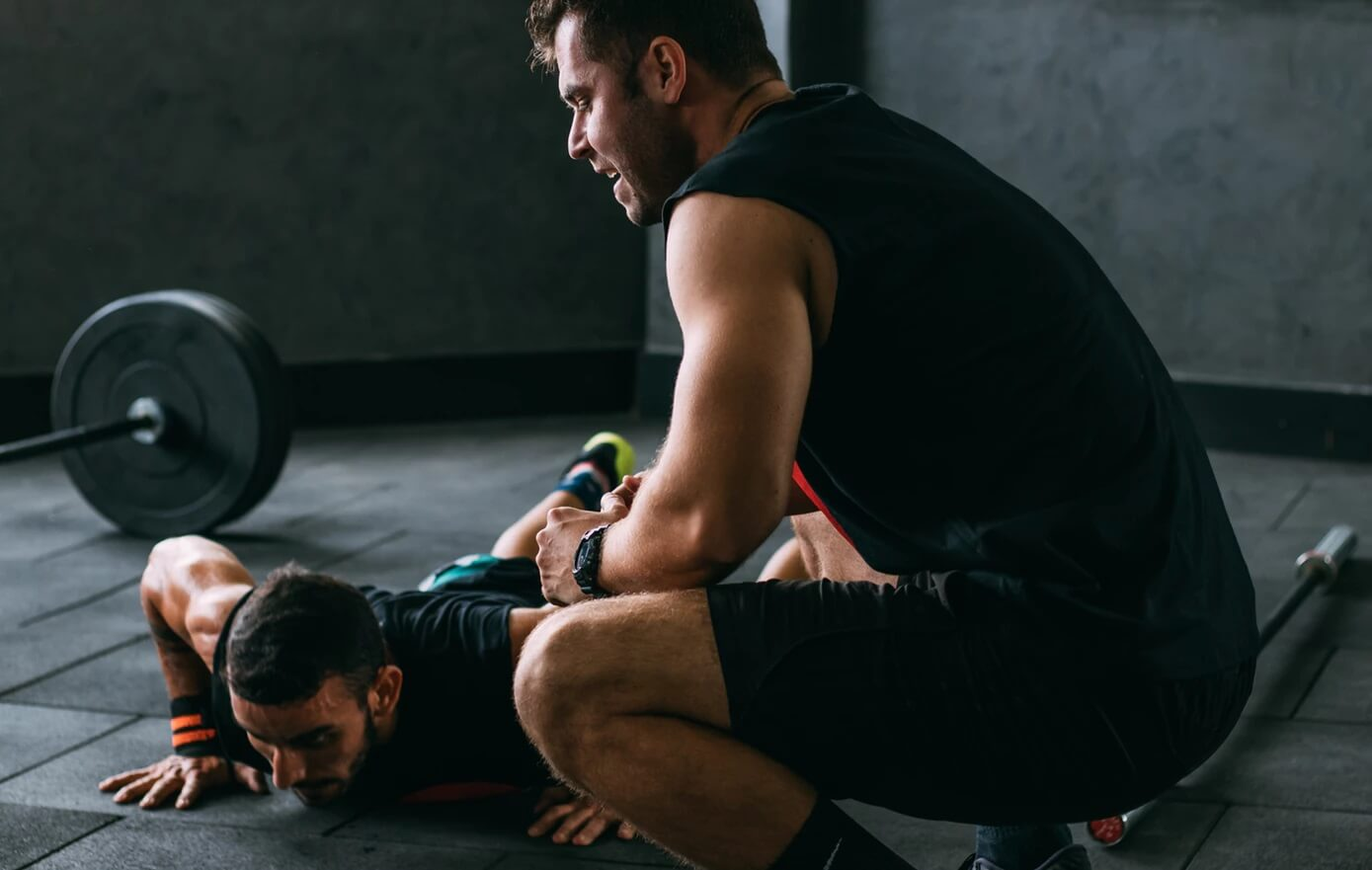 personal trainer website importance