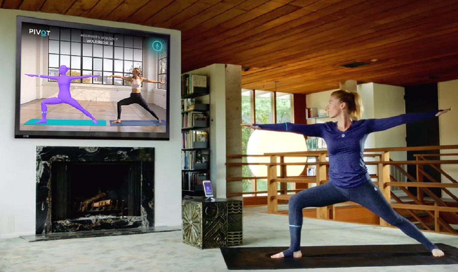 pivot smart yoga clothes