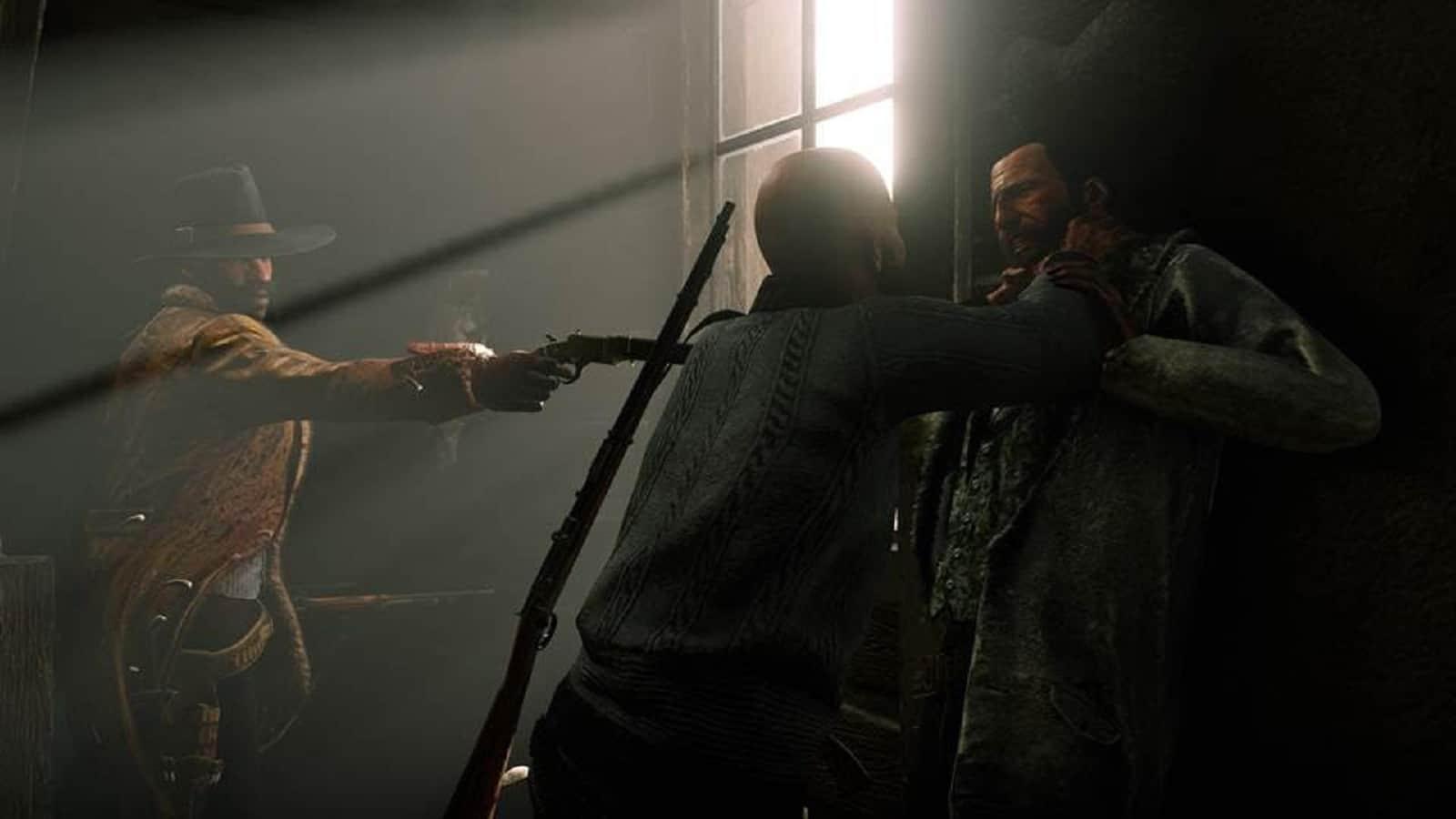 red dead online gameplay release