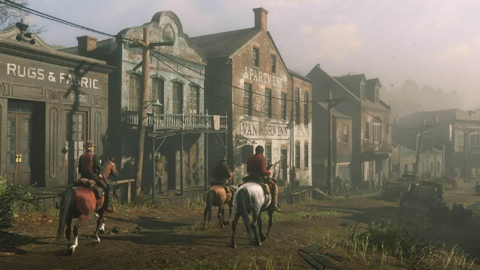red dead online gameplay