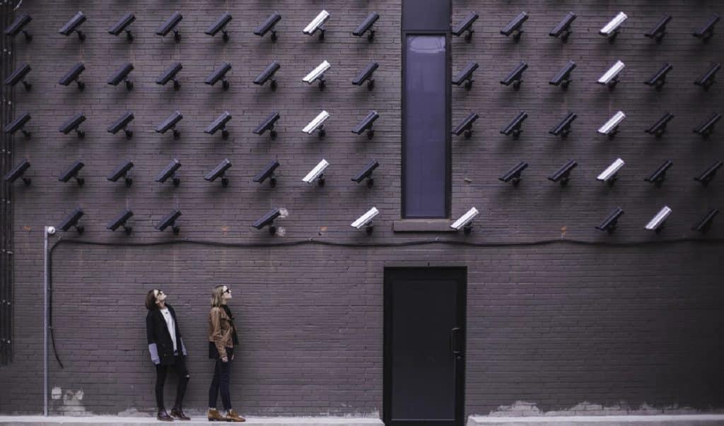 facial recognition cameras monitoring surveillance