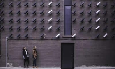 facial recognition cameras monitoring surveillance