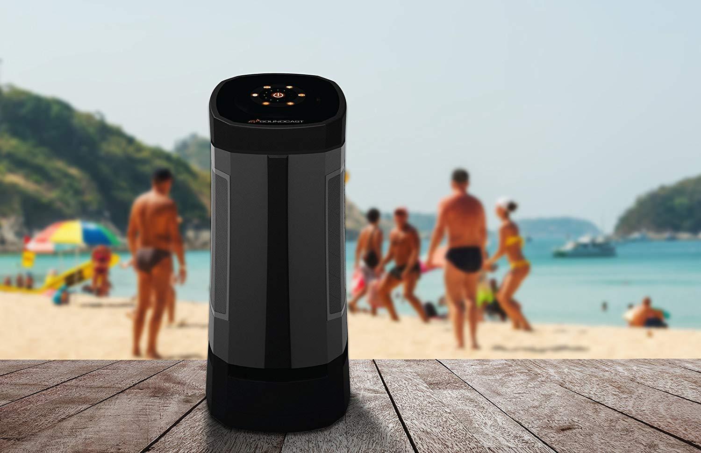 soundcast portable speaker