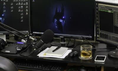 4k camera stream studio