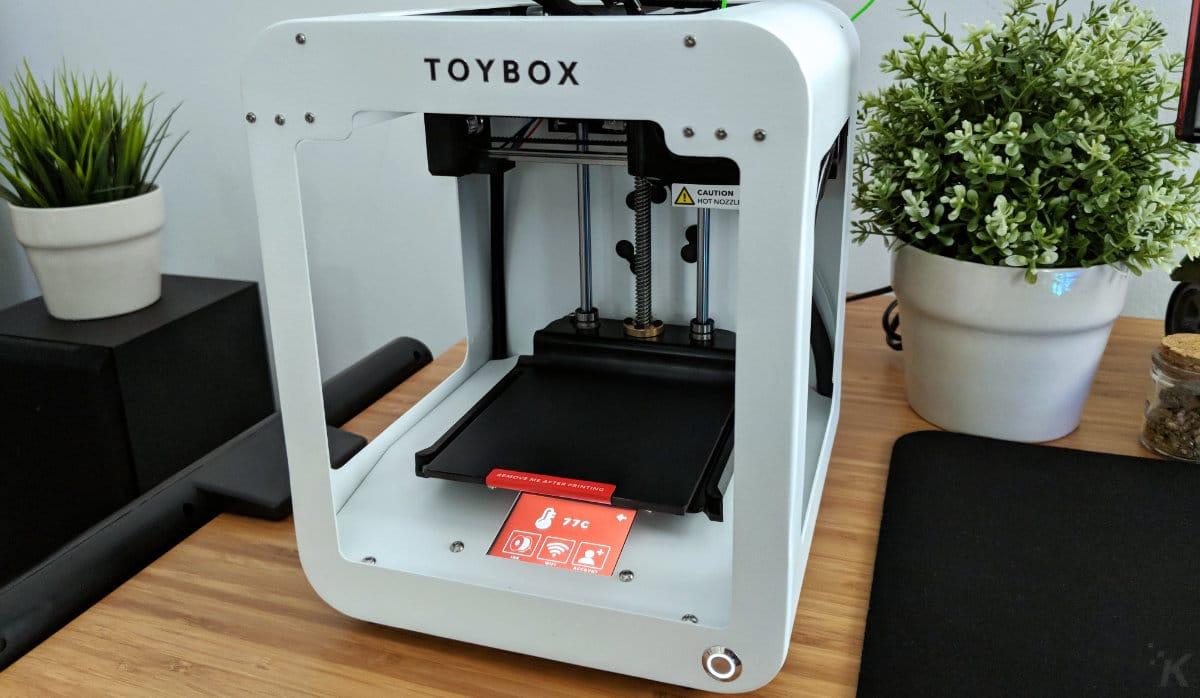 toybox printer 3d printing