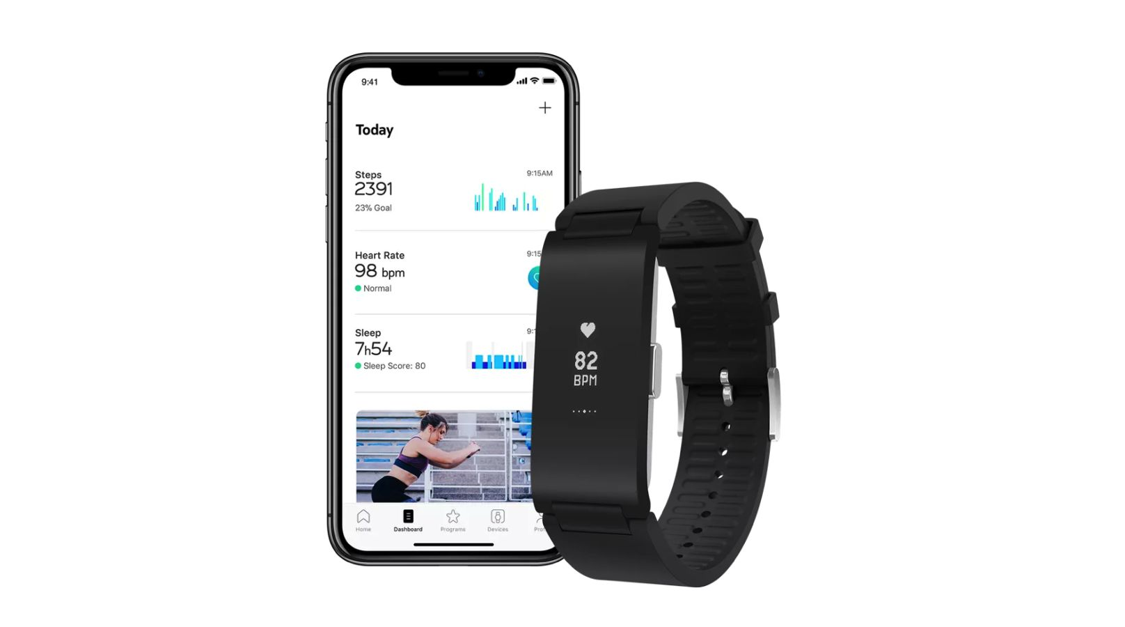 withings pulse hr 2