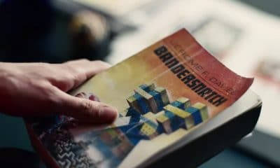 bandersnatch book for netflix black mirror movie