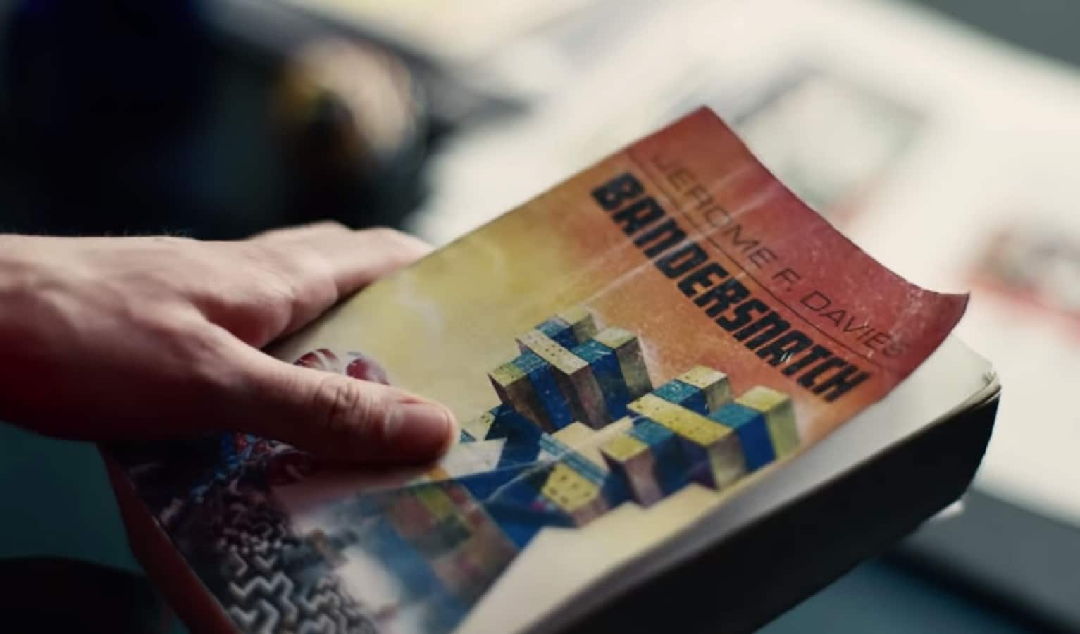 bandersnatch book for netflix black mirror movie
