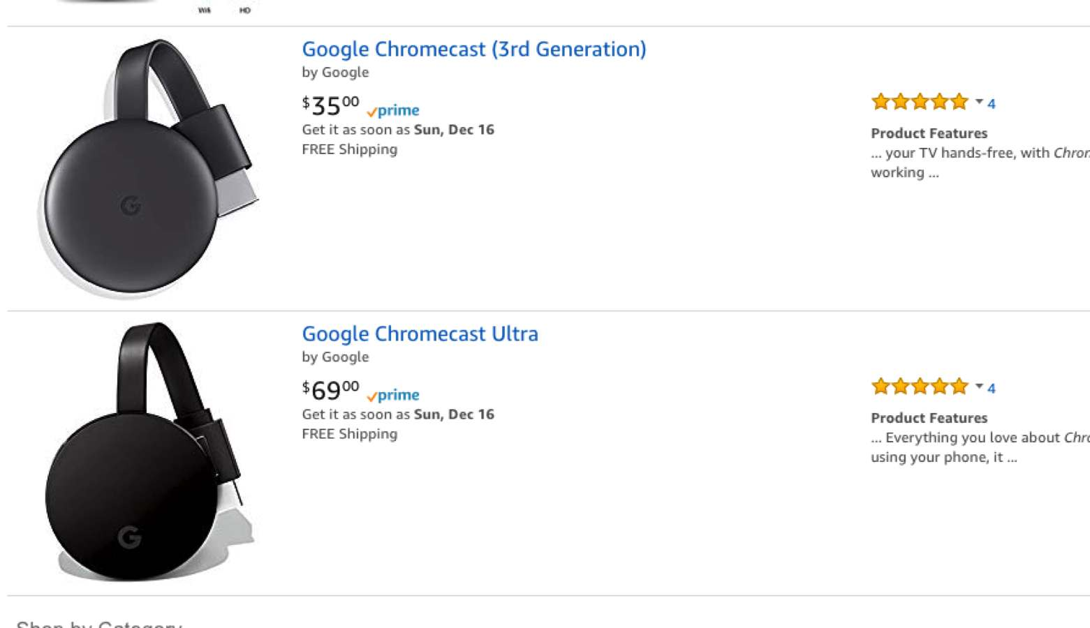 google chromecast on sale again at amazon prices