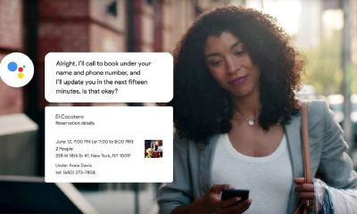 how to make reservations with google duplex