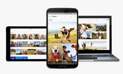 google photos on a variety of devices