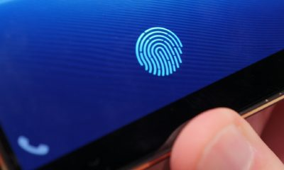 in-screen fingerprint tech is coming thanks to qualcomm in samsung galaxy s10