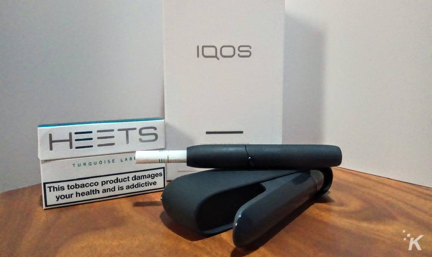 IQOS is the next evolution in moving humanity past cigarettes